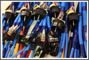 Automotive Stile Wire Harnesses